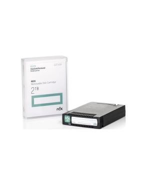 P rdx 2tb removable disk cartridge Hewlett Packard Enterprise Q2046A 4514953697324 Q2046A
