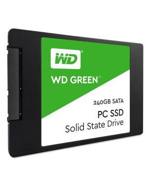 Ssd wd green 480 2.5 sata 3dnan Western Digital WDS480G2G0A 718037858500 WDS480G2G0A