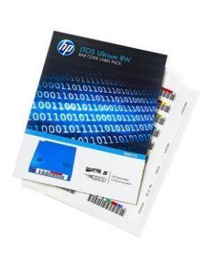 Conf.etichette per ultrium 6 Hewlett Packard Enterprise Q2013A 887111627278 Q2013A
