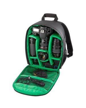 Zaino reflex dslr nera  - 6+accessori Rivacase 7460 6901801074600 7460