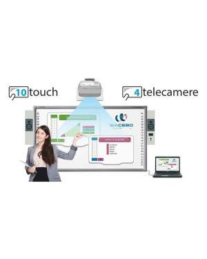Teachboard 32t86 area attiva 80 7 Wacebo TCB-32T86  TCB-32T86