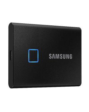 Ssd portatile t7 touch da 500 gb Samsung MU-PC500K/WW 8806090195280 MU-PC500K/WW