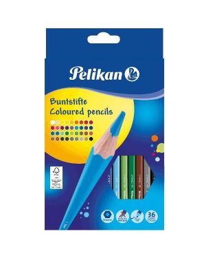 matite colorate esag laccate Pelikan 700139 4012700700131 700139
