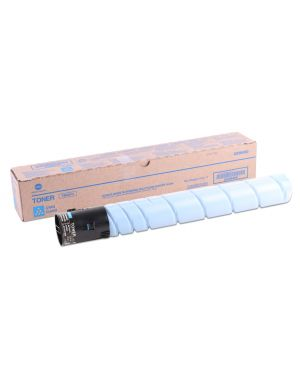 Toner ciano tn-321c bizhub c224 c284 c364 A33K450 1PA33K450 A33K450_KONTN321C