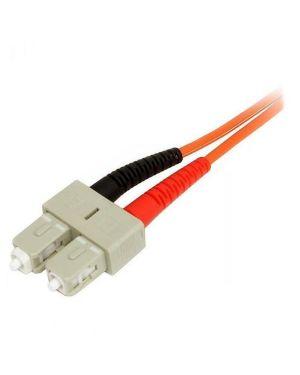 Cavo fibra 50 - 125 1 m lc - sc Startech 50FIBLCSC1 65030803014 50FIBLCSC1