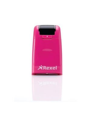 Rullo di protezione dati rosa Rexel 2112007 5028252482868 2112007 by Rexel