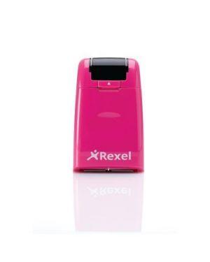 Rullo di protezione dati rosa Rexel 2112007 5028252482868 2112007