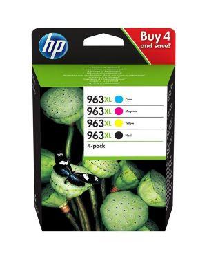 Hp 963xl high yield c - m - y - k  4-pack HP Inc 3YP35AE 193424057153 3YP35AE