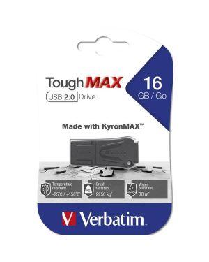 Memory usb - 16gb - tough max Verbatim 49330 23942493303 49330