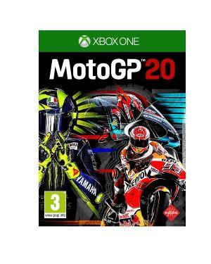 Xone motogp 20 Koch Media 1052280 8057168500745 1052280
