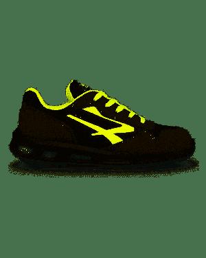 Calzatura di sicurezza Yellow S1P SRC - grigio/giallo - taglia 39 - U-Power Cod. RL20386-39 8033546381397 RL20386-39