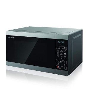 Micro 20l elettronico grill Sharp YC-MG02ES 4974019966502 YC-MG02ES