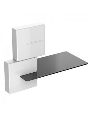 Ghost cube shelf white Meliconi 480522BA 8006023249169 480522BA