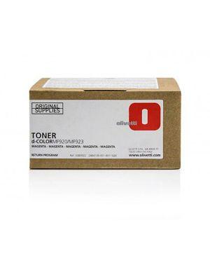Toner magenta rp d-color mf920 - mf 923 capacita' standard B0922 8020334312077 B0922_OLIB0922