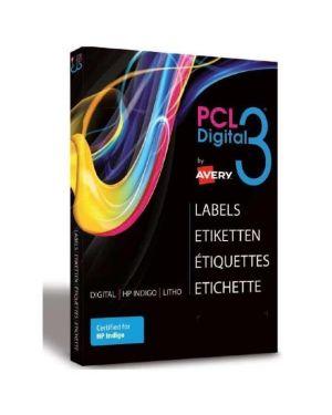 Etichette sra3 320x450mm patl 100ff Avery Cod. PCL3-GCCPET 5037684029121 PCL3-GCCPET