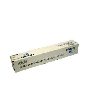 Toner ciano d- color mf2501 - mf2001 B0991 8020334318109 B0991_OLIB0991