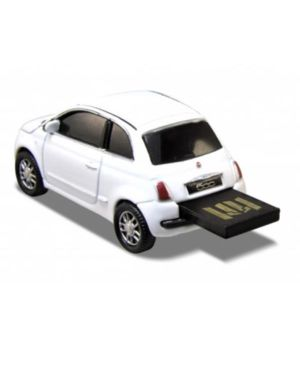 Usb car fiat nuova 500 white 16g Redline 92905WW-16 4891761004781 92905WW-16