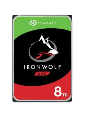 Ironwolf 8tb nas Seagate ST8000VN004  ST8000VN004