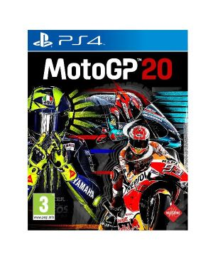 Ps4 motogp 20 Koch Media 1052279 8057168500646 1052279