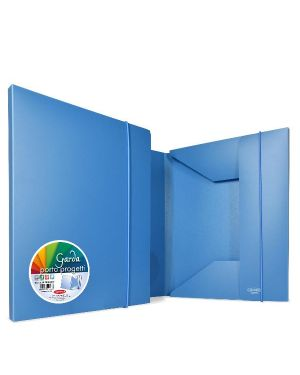 Cart. 3 lembi garda 30 azzurro scur Plastibor P0003017 8000851010373 P0003017