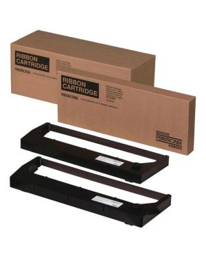 Scatola 4 nastri ny nero printronix p7000 extended life cartridge ribbon 255048-401 746099009714 255048-401_PRIP7000EXL by Esselte