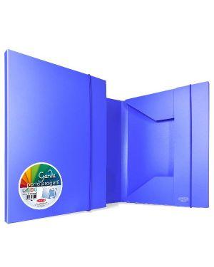 Cart. 3 lembi garda 30 blu Plastibor P0003007 8000851010328 P0003007