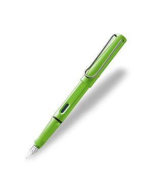Safari green stilografica m Lamy 1230634 4014519661436 1230634