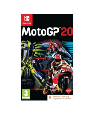 Switch motogp 20 Koch Media 1052281 8057168500844 1052281