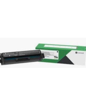 Toner return program nero  3k Lexmark C332HK0 734646696890 C332HK0
