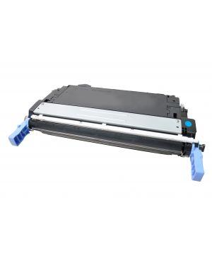 Toner ric. x hp color laserjet 4700 cyan 4700CS 8025133016201 4700CS_RICQ51A by Esselte