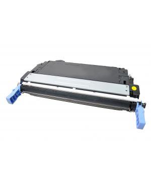 Toner ric. x hp color laserjet 4700 yellow DPC4700YE 8025133016218 DPC4700YE_RICQ52A by Esselte
