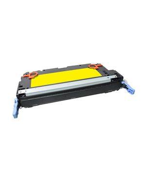 Toner ric. x hp color laserjet 2700 - 3000series giallo 3500pag DPC3000YE 8025133016690 DPC3000YE_RICQ562 by Esselte
