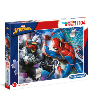 104- spider-man Clementoni 27117 8005125271177 27117 by No