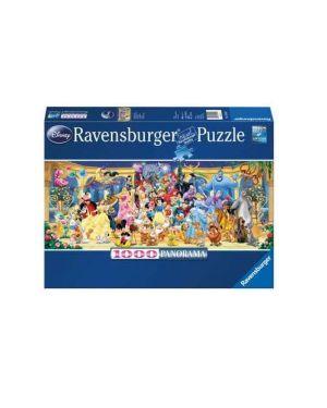 Panorama: disney- 1000 pz Ravensburger 15109A 4005556151097 15109A