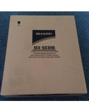 Vaschetta recupero toner mx-m283n - 363n - 363u - 453n - 453u -  503n - 50 MX503HB 4974019617725 MX503HB_SHAMXM363NVAS