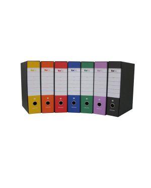 Registratore starbox f.to commerciale dorso 8cm nero starline 0201935.NE 8025133018816 0201935.NE_STL4017