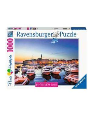 Puzzle Mediterranean Croatia 1000 pz Ravensburger 14979 4005556149797 14979