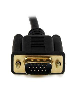 Adattatore hdmi a vga da 1 8m Startech HD2VGAMM6 65030859622 HD2VGAMM6