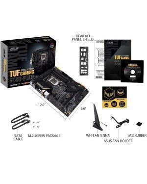 Tuf gaming z490-plus (wi-fi Asus 90MB1330-M0EAY0 4718017678179 90MB1330-M0EAY0