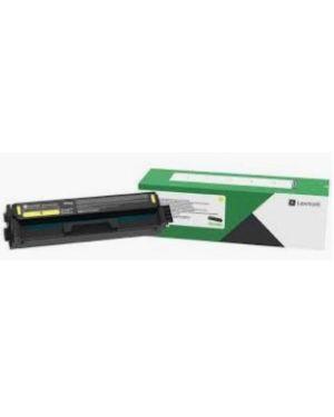 Toner return program giallo  2 5k Lexmark C332HY0 734646696883 C332HY0