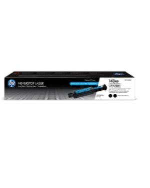 Hp 143ad neverstop toner kit 2-pack HP Inc W1143AD  W1143AD