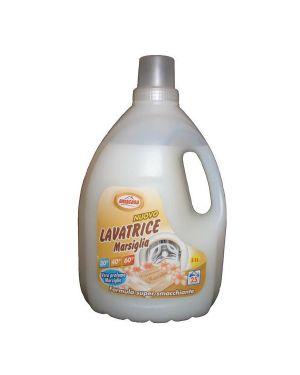 Detersivo lavatrice marsiglia liquido 3lt amacasa 8LLAVMA3A 8004393000311 8LLAVMA3A_61126 by Esselte