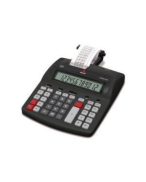 Calcolatrice summa 303eu professionale nera - bianca B4646 8020334326357 B4646_OLIB4646