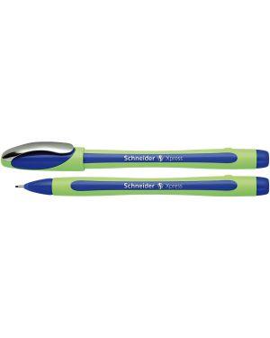 Fineliner xpress 0,8mm blu schneider P190003 4004675059840 P190003_70834 by Schneider