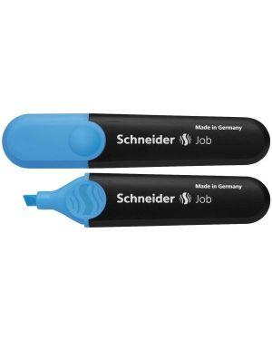 Evidenziatore job blu Schneider P001503 4004675115034 P001503_70837