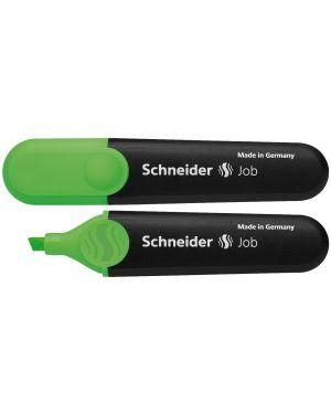 Evidenziatore job verde Schneider P001504 4004675115041 P001504_70838