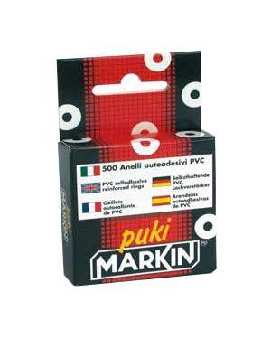 Dispenser da 500 salvabuchi adesivi trasparente X260PUKIT_73481 by Markin