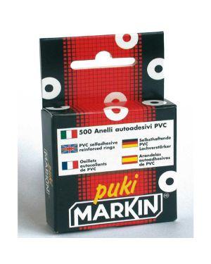 Dispenser da 500 salvabuchi adesivi trasparente X260PUKIT 8007047004161 X260PUKIT_73481 by Markin