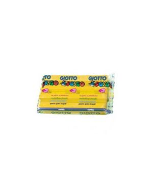 Pasta pongo giallo 450gr giotto 514401_36144 by Esselte