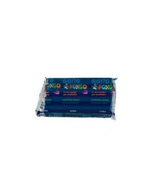 Pasta pongo blu 450gr giotto 514403_36146 by Esselte